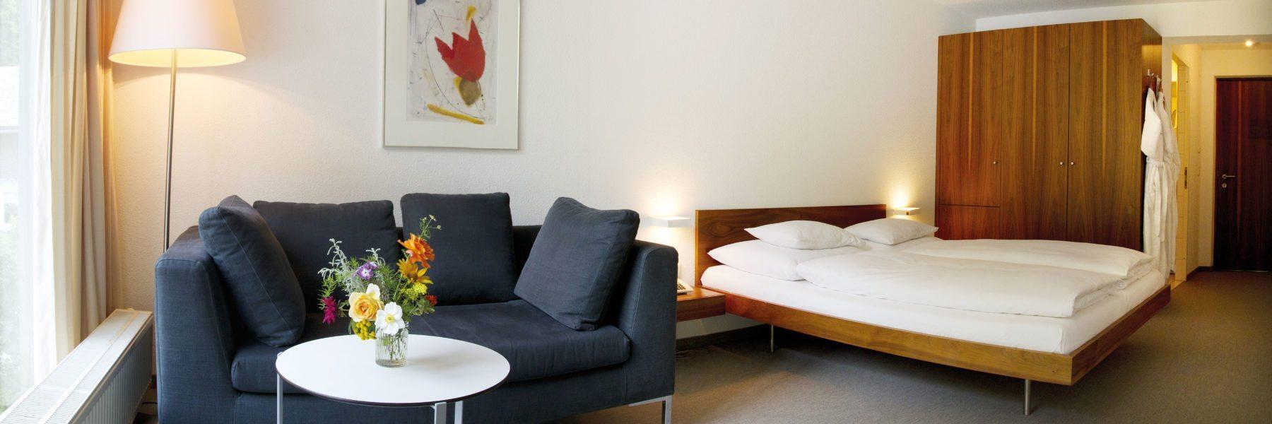 Single Zimmer Hotel Krone au Bregenzerwald