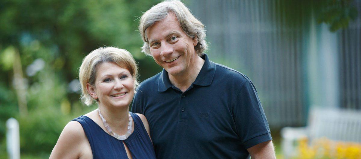 Birgit & Walter Lingg Gastgeber hotel Krone Au