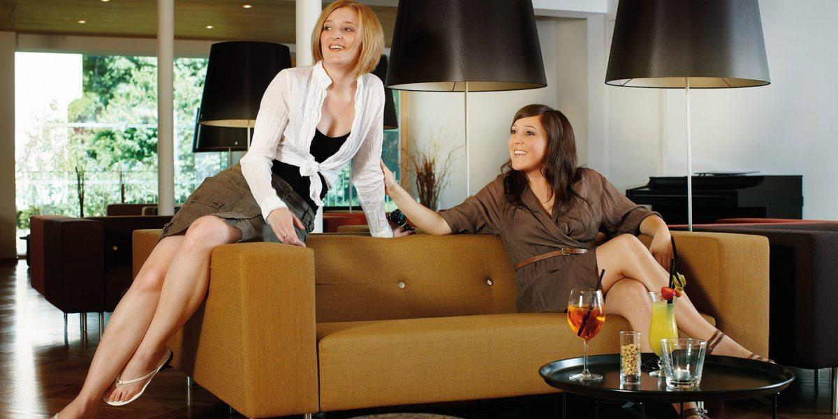 Cocktail Aperitif hotel krone au bregenzerwald